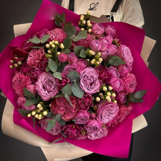 Мамба: букеты цветов на заказ Flowwow