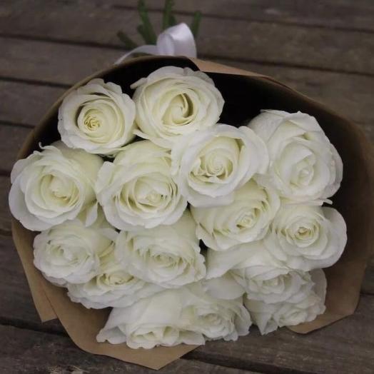 Нежность хлопка: букеты цветов на заказ Flowwow