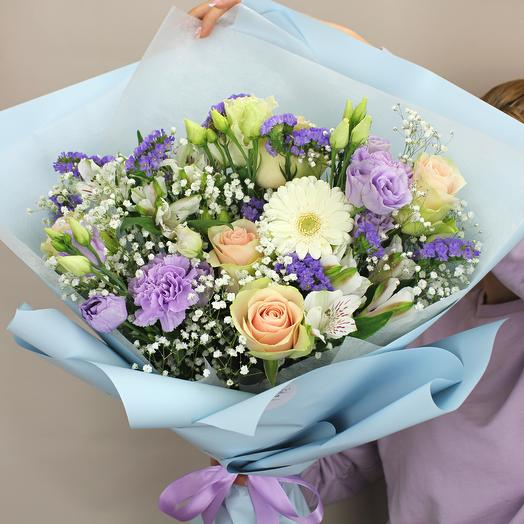 Фонтан желаний: букеты цветов на заказ Flowwow