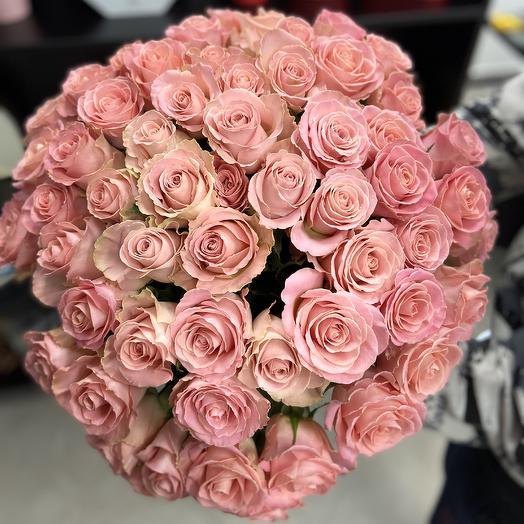Коралловая радость: букеты цветов на заказ Flowwow