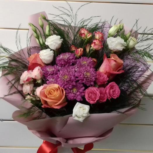 Букет/16: букеты цветов на заказ Flowwow