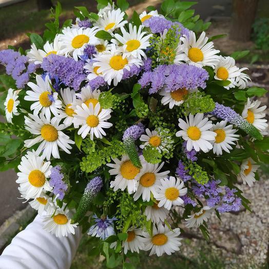 Счастливое лето: букеты цветов на заказ Flowwow