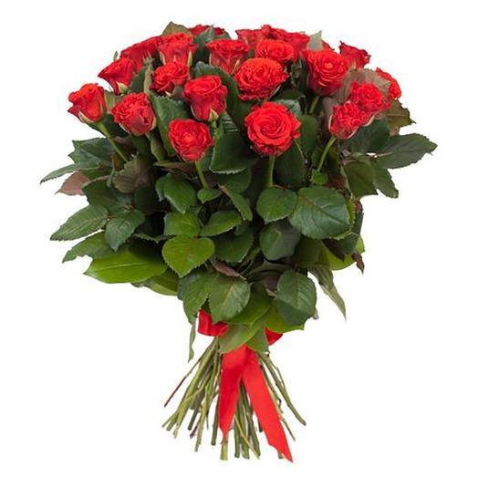 Роза Эль Торо 60 см 25 шт