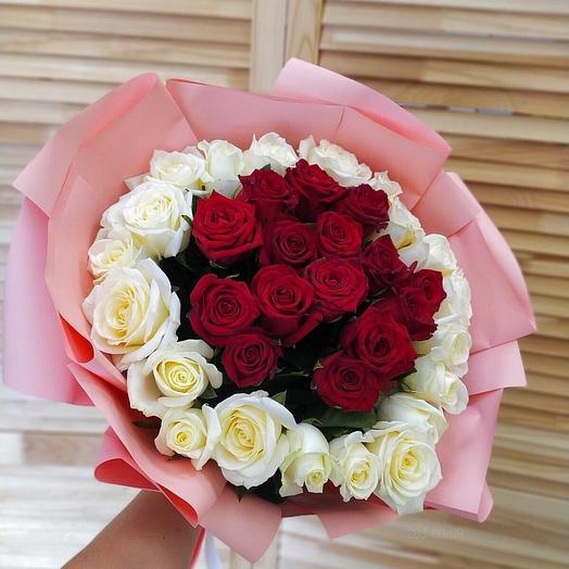 Букет из 39 роз