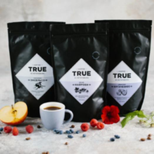 Набор кофе True Sour   Berry 3 упаковки по 100 г