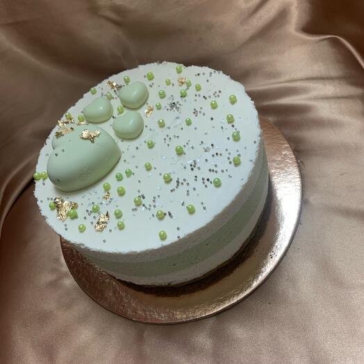 Торт муссовый Matcha-Latte