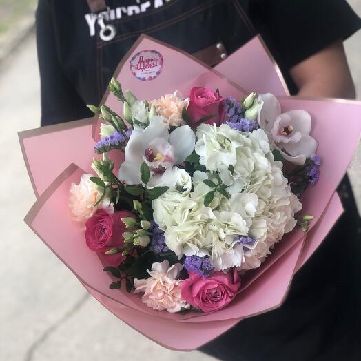 Bouquet of Barbie