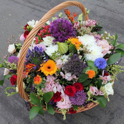 Радость красок: букеты цветов на заказ Flowwow