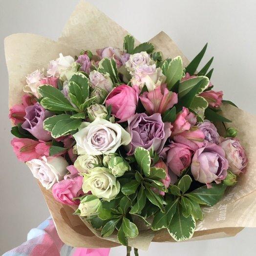 Букет 247: букеты цветов на заказ Flowwow