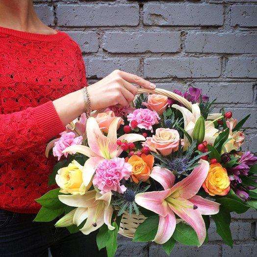 Сочные цвета / Juicy co ors: букеты цветов на заказ Flowwow