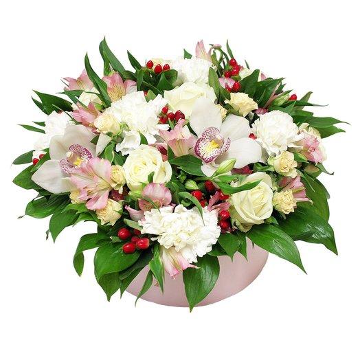 Коробочка 11: букеты цветов на заказ Flowwow