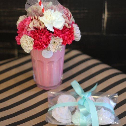 Pink: букеты цветов на заказ Flowwow