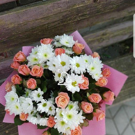 Букет Большой Микс: букеты цветов на заказ Flowwow