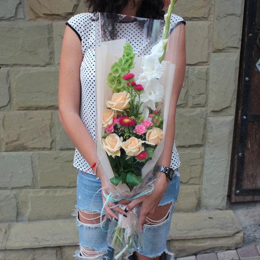 Букет Высокий: букеты цветов на заказ Flowwow