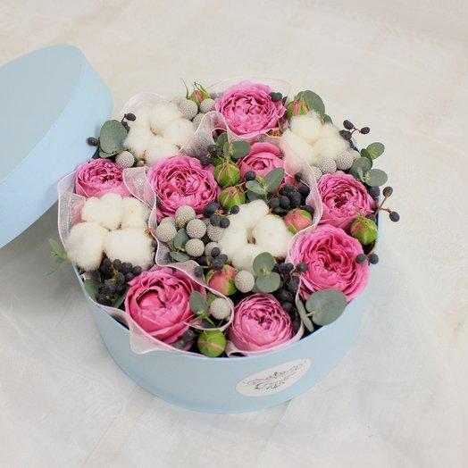 Волшебный поцелуй: букеты цветов на заказ Flowwow