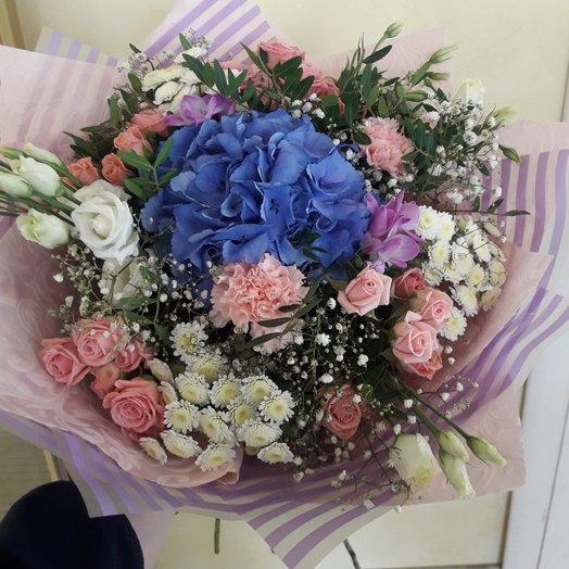 Нежность лета: букеты цветов на заказ Flowwow