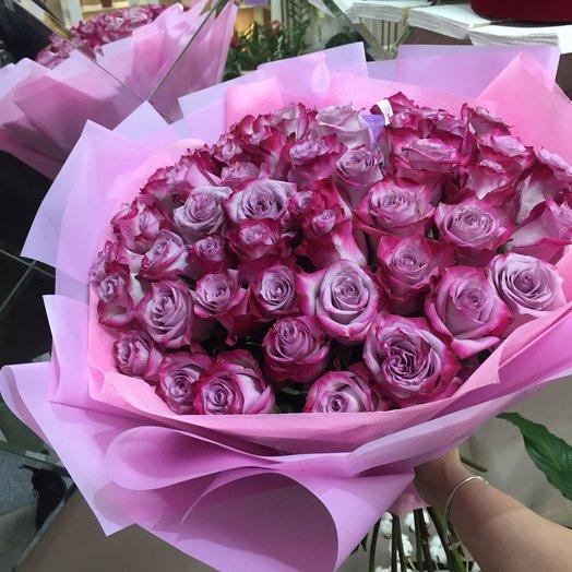 Помадка: букеты цветов на заказ Flowwow