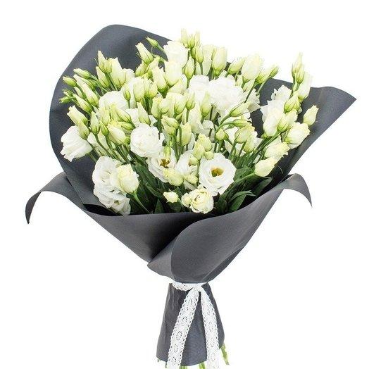 """""""Эустома"""": букеты цветов на заказ Flowwow"""