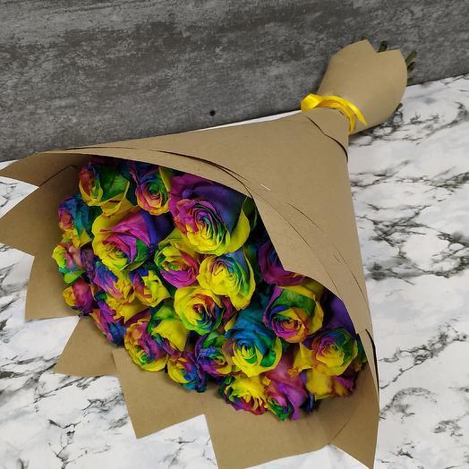 Просто, так: букеты цветов на заказ Flowwow