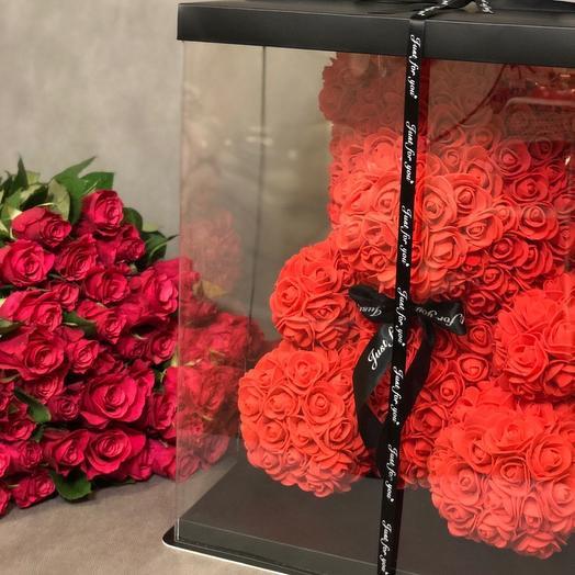 Моя страсть: букеты цветов на заказ Flowwow