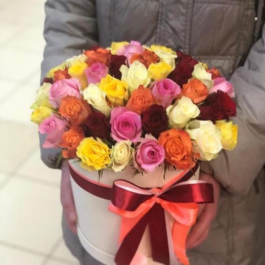 Радости жизни: букеты цветов на заказ Flowwow