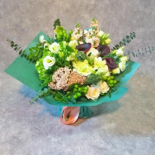 Vivaldi: букеты цветов на заказ Flowwow