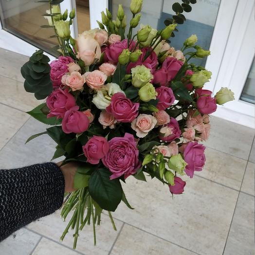 Мини Мисти: букеты цветов на заказ Flowwow