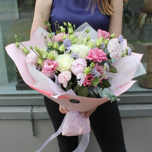 Утреннее вдохновение: букеты цветов на заказ Flowwow
