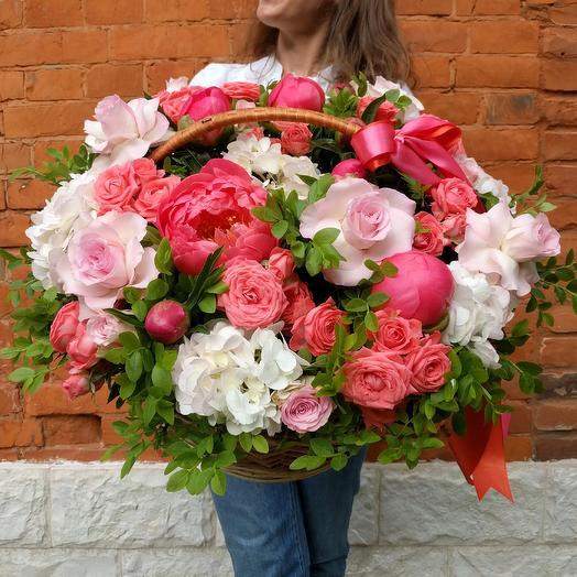 Summer sunrise: букеты цветов на заказ Flowwow