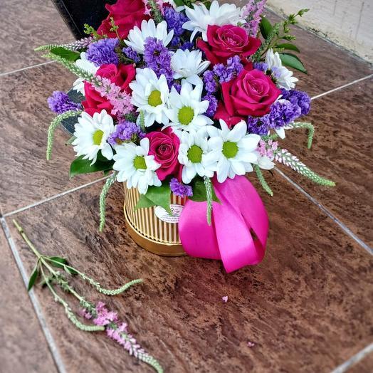 Леди: букеты цветов на заказ Flowwow