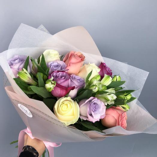 Келли: букеты цветов на заказ Flowwow