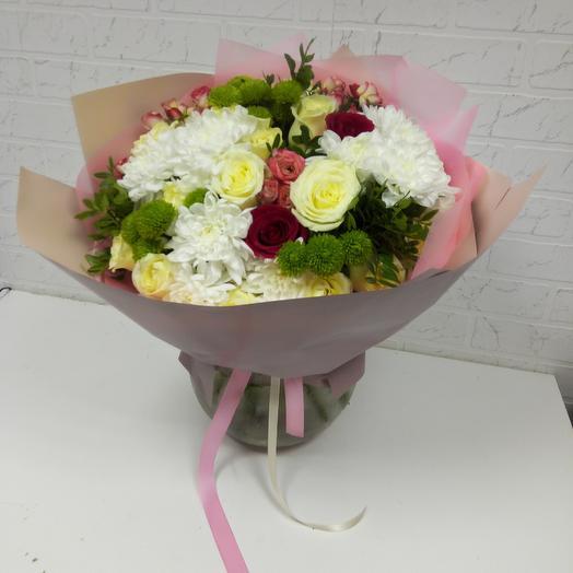 Букет Большой: букеты цветов на заказ Flowwow