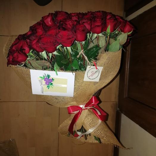 101 Roses: flowers to order Flowwow