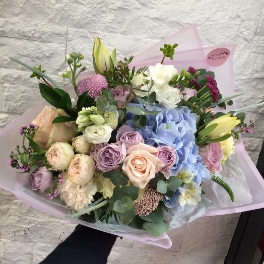 Eden: букеты цветов на заказ Flowwow