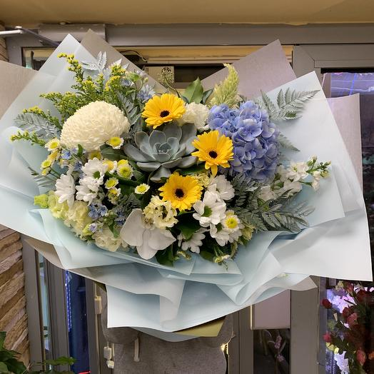 Роскошный премиум букет: букеты цветов на заказ Flowwow