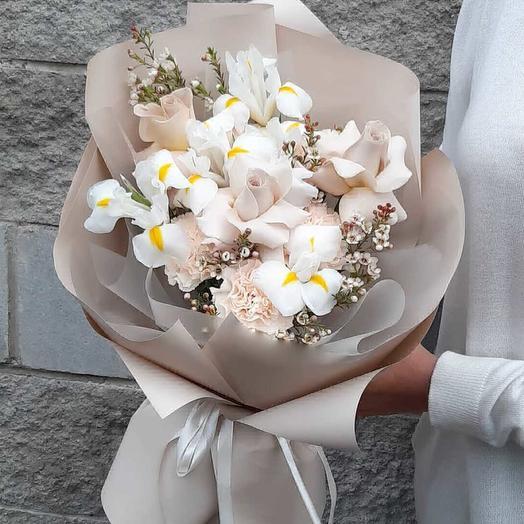 Желаная: букеты цветов на заказ Flowwow