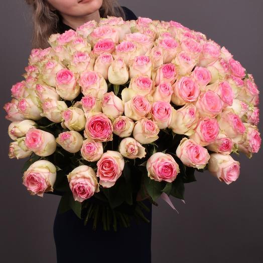 101 Эсперанс, премиум класс. Эквадор: букеты цветов на заказ Flowwow