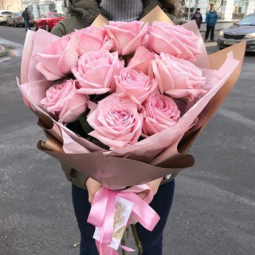 Марисса: букеты цветов на заказ Flowwow