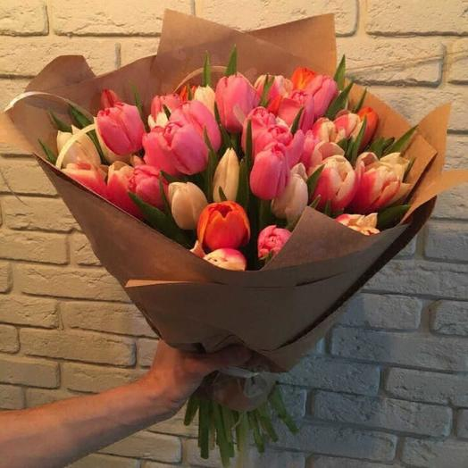 Праздичное утро: букеты цветов на заказ Flowwow