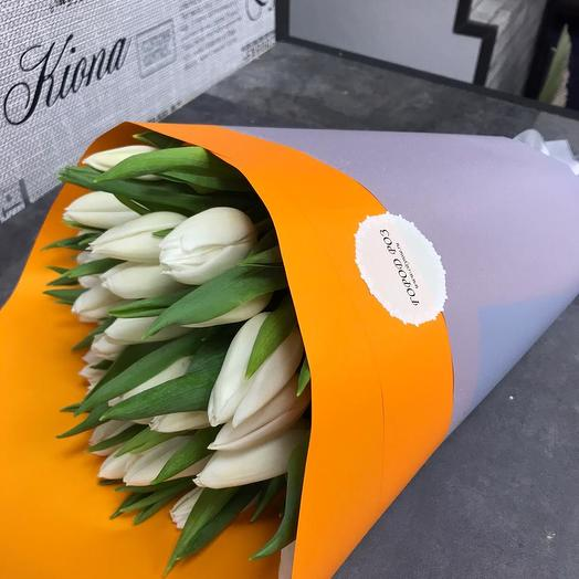 Белые облака: букеты цветов на заказ Flowwow
