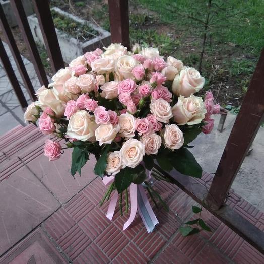 """Букет""""грация"""": букеты цветов на заказ Flowwow"""