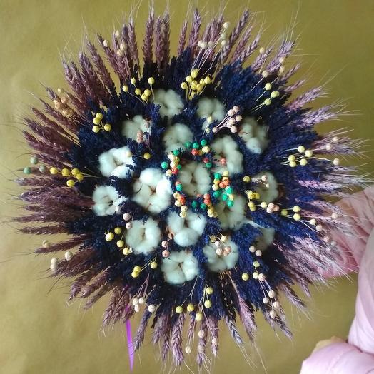 Букет лаванды Вера: букеты цветов на заказ Flowwow