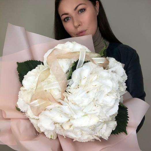 White cloud😍: букеты цветов на заказ Flowwow