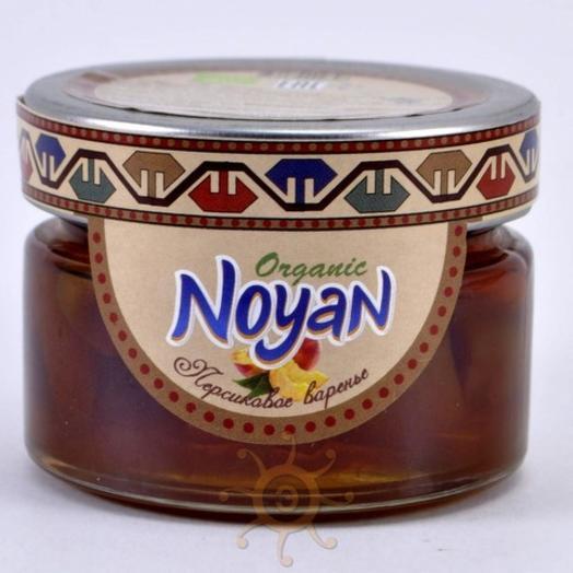 """Варенье из персика """"Organic""""  yan, 150г"""