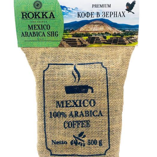 """Кофе в зернах """"Rokka"""" Мексика"""