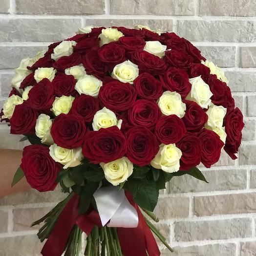 51 Роза микс