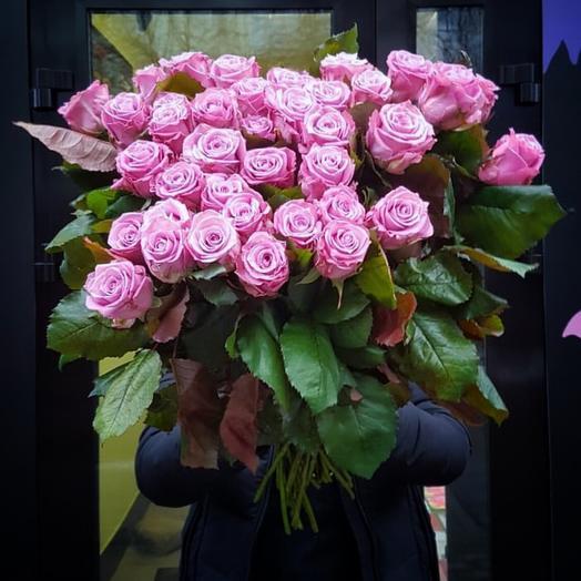 Букет из 35 роз «Маритим»