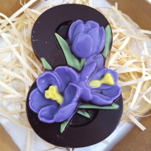 Шоколад подарочный 8 Марта - 2