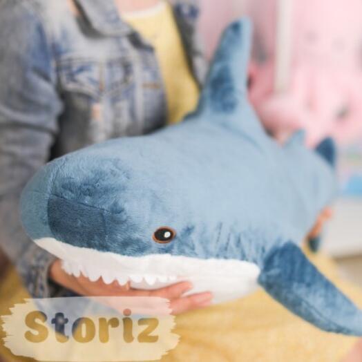 "Мягкая игрушка ""Акула"" 80см"