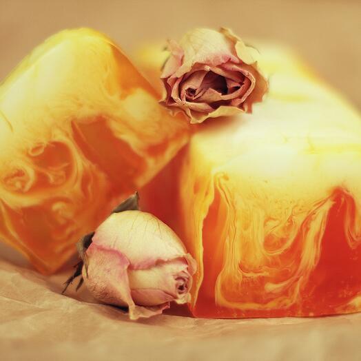 "Мыло парфюмированное ручной работы ""Мademoiselle"" 1000 г"